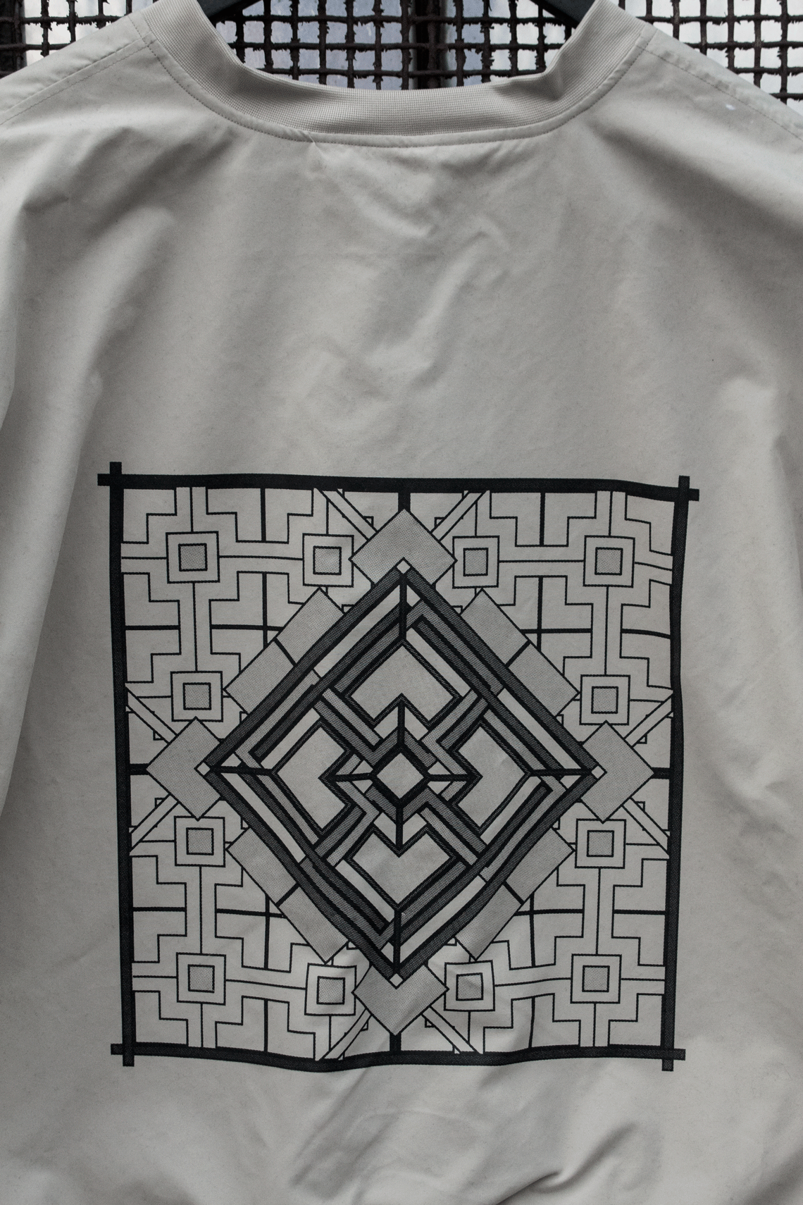 STAINED GLASS WINDSHIRT