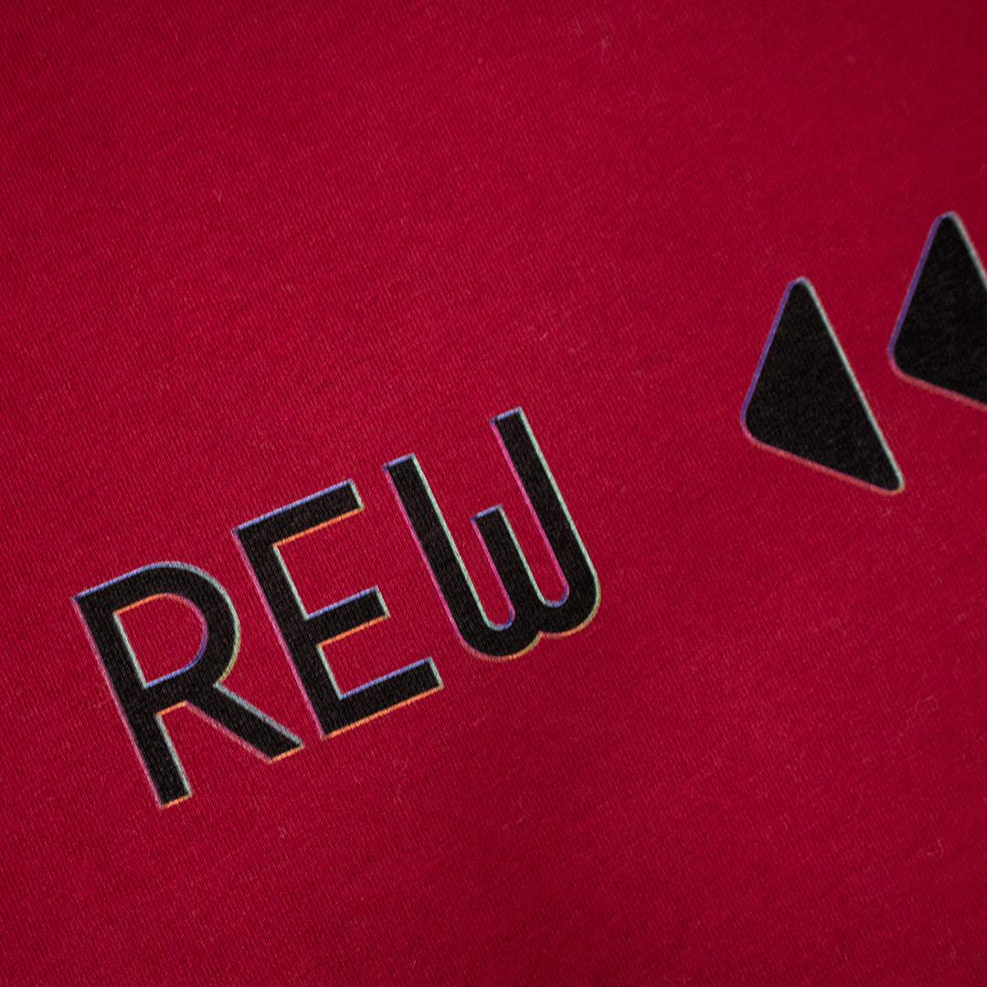 REWIND MOCK NECK