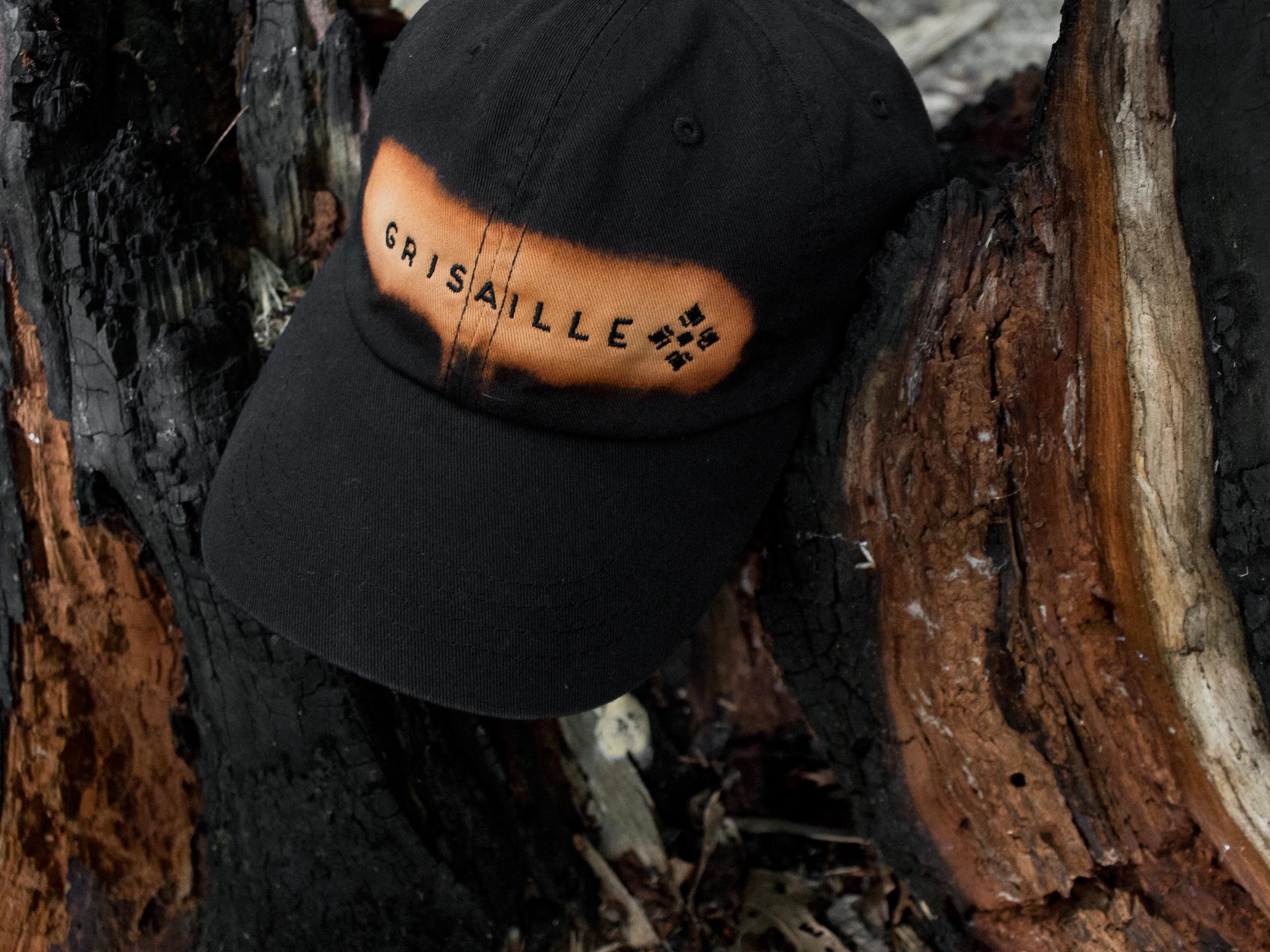 LOGOTYPE CAP [BLEACH V1]