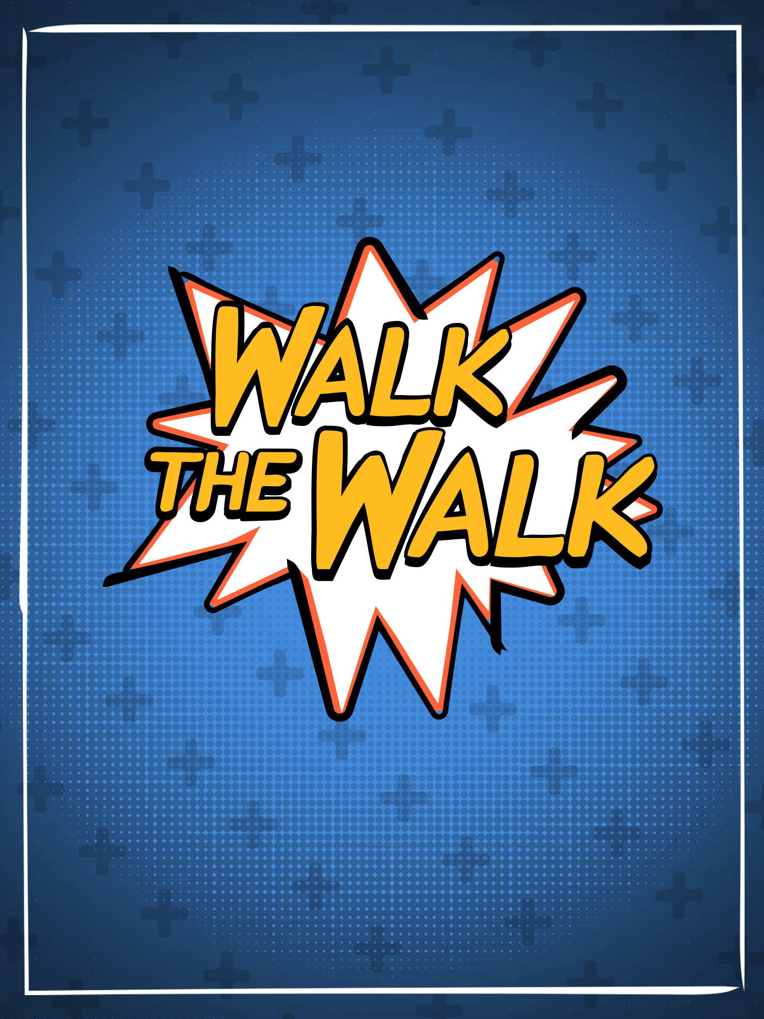 Walk The Walk - Walk the Walk is a game used in the Bio-Dash Wellbeing Program run by the Centre for Positive Psychology at the University of Melbourne, headed by Professor Dianne Vella-Brodrick and her research team.