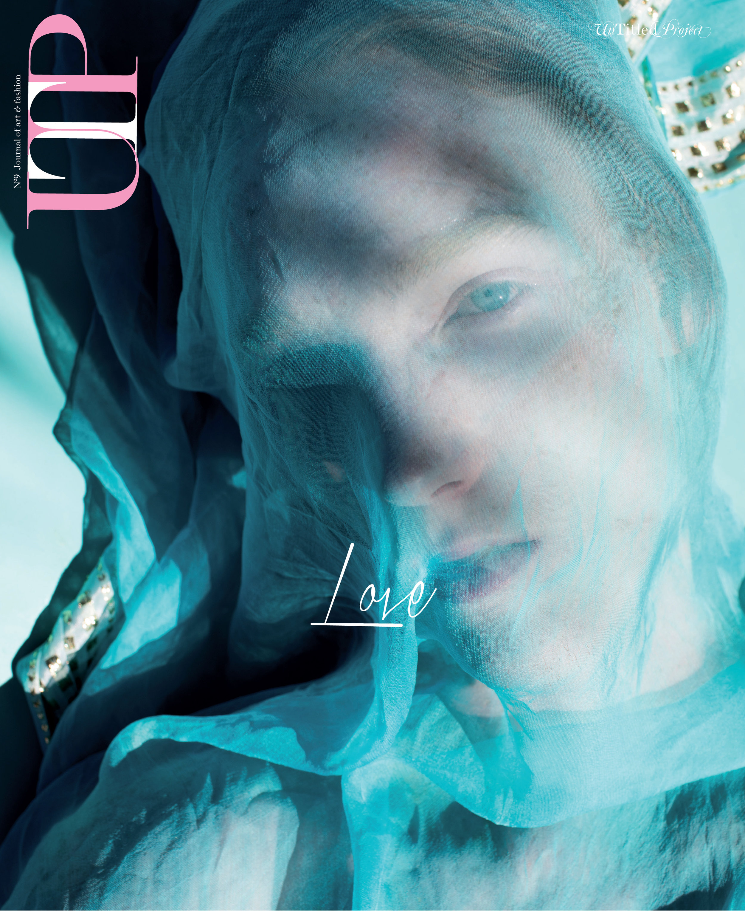 Matthew Pitt for the Cover of Up Magazine