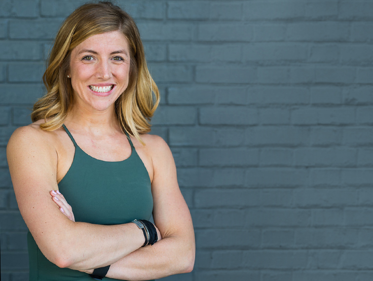 Hello, I'm Katie Hake! - As registered dietitian and fitness professional, it's my mission to empower women to overcome their need to measure success by the numbers. By owning your strength and confidence from within, you can stop quantifying and start living.