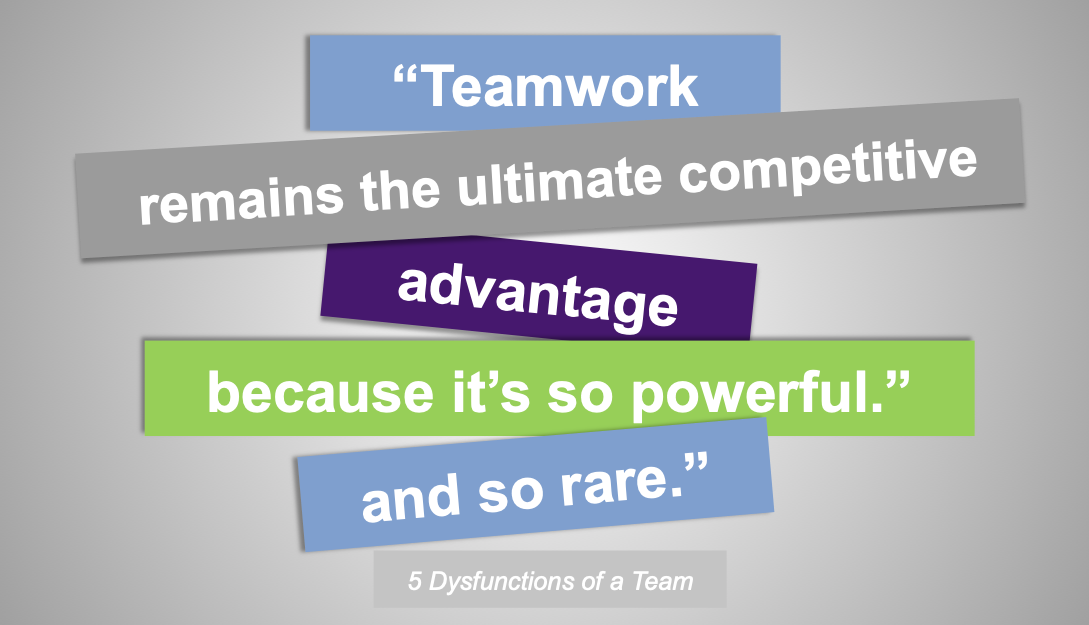 The purpose of RIVE's leadership workshop is to strengthen team health and performance.