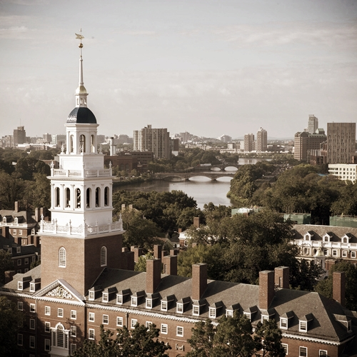Harvard University - Director: #Pastor Dan Cho