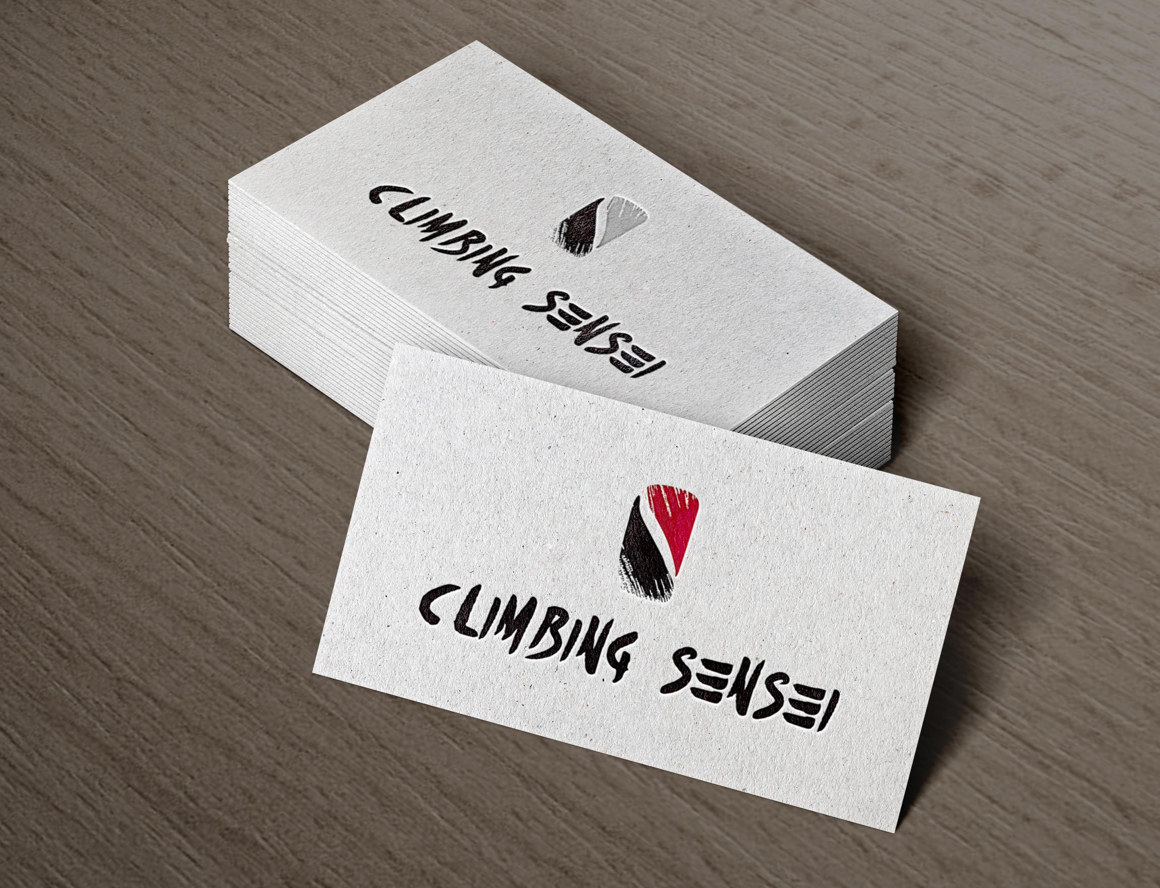 - Climbing sensei