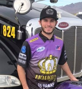 Nick McFadden #16 - Owensboro, KY native Nick McFadden joins Team RiCK after working under the team's tutelage over the past few years. Nick comes off an awesome 2018 season where he finished 5th in the Championship standings. Look for big things with Nick and Team RiCK in 2019!