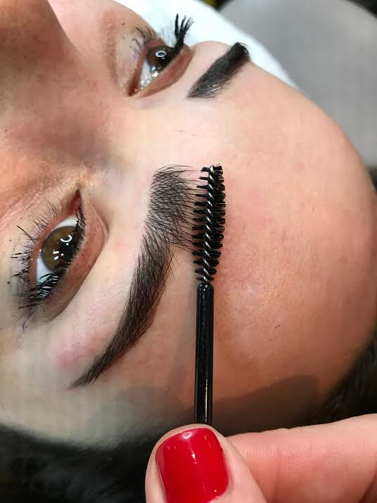Lita Brow Boutique specializes in microblading and feathering
