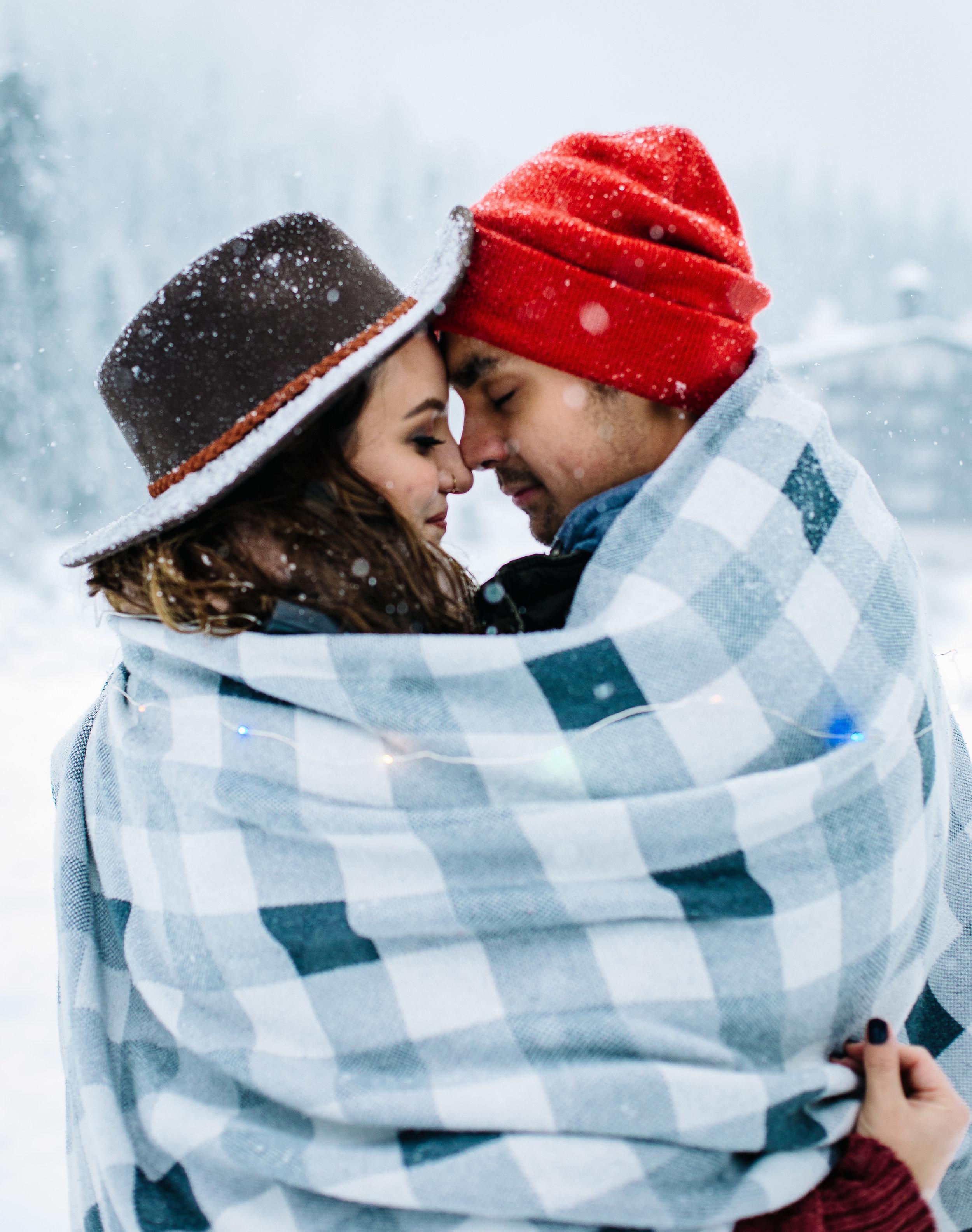 Snoqualmie Winter Wonderland -