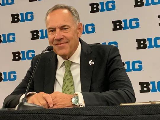 Mark Dantonio, Michigan State Spartans head coach