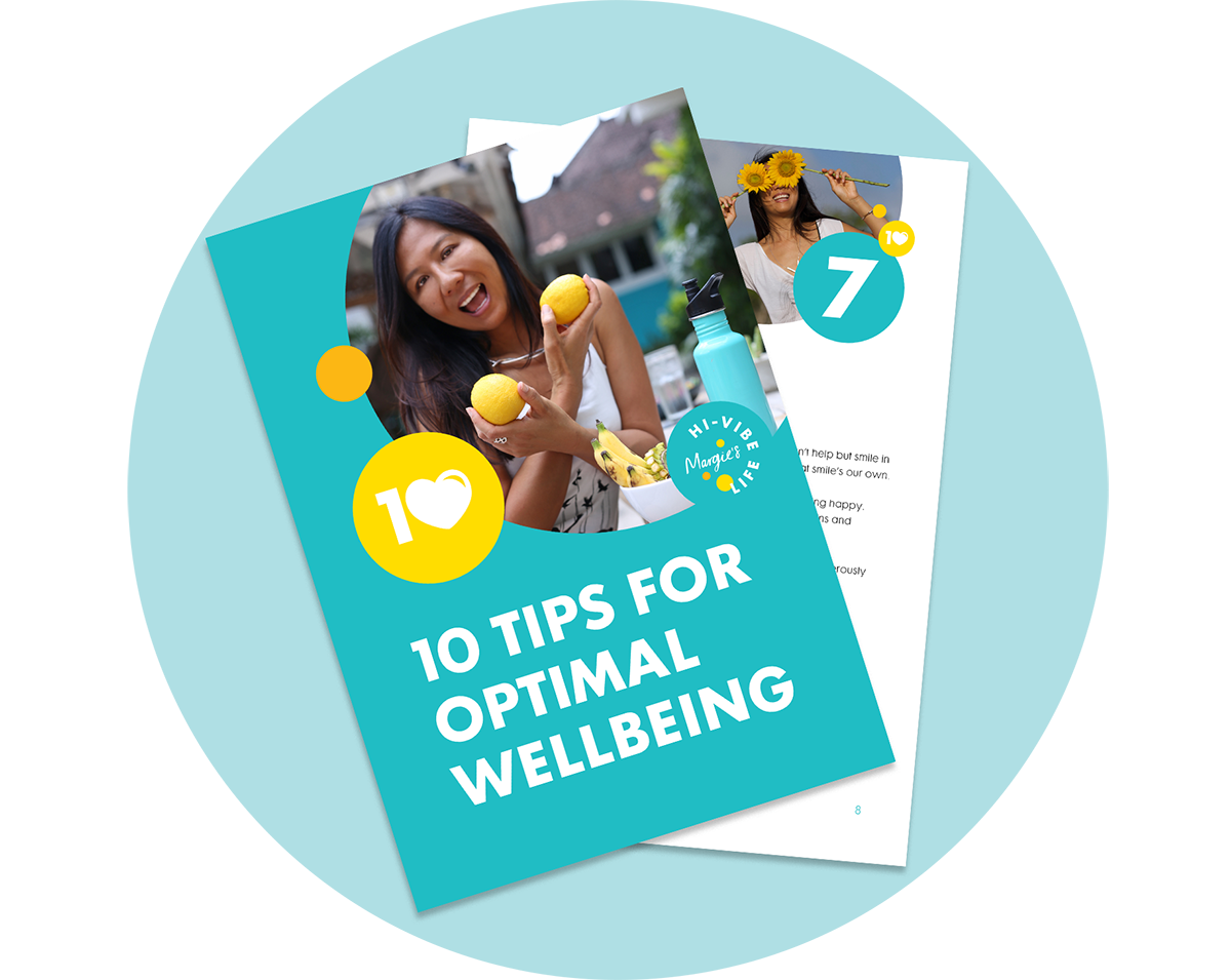 10 Tips for Optimal Wellbeing - Wellbeing starts within. Learn the foundation to creating optimal health. There are simple steps you can take RIGHT NOW to start your journey towards a hi-vibe life.