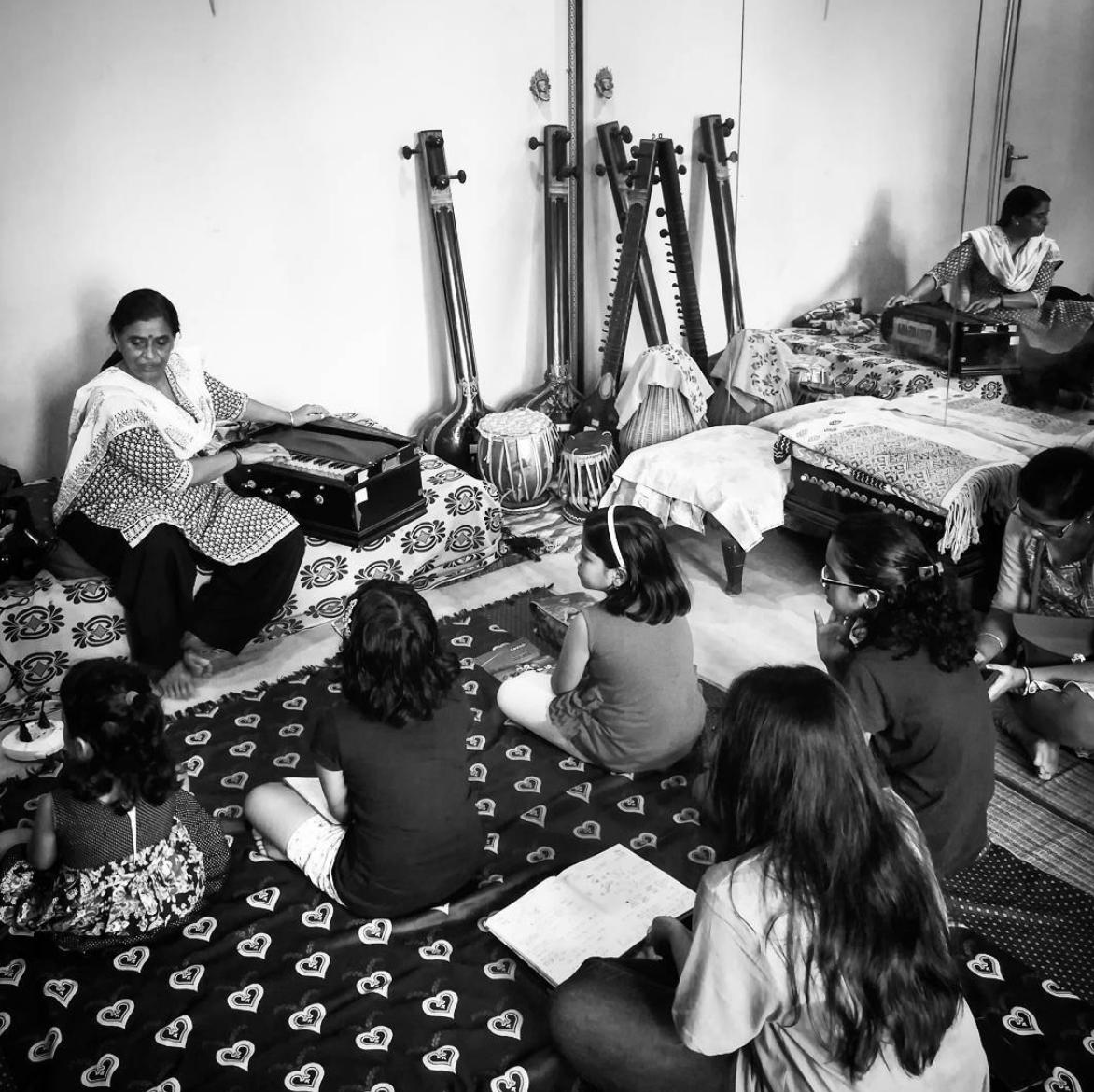 Music Classes in Surmandir, Delhi
