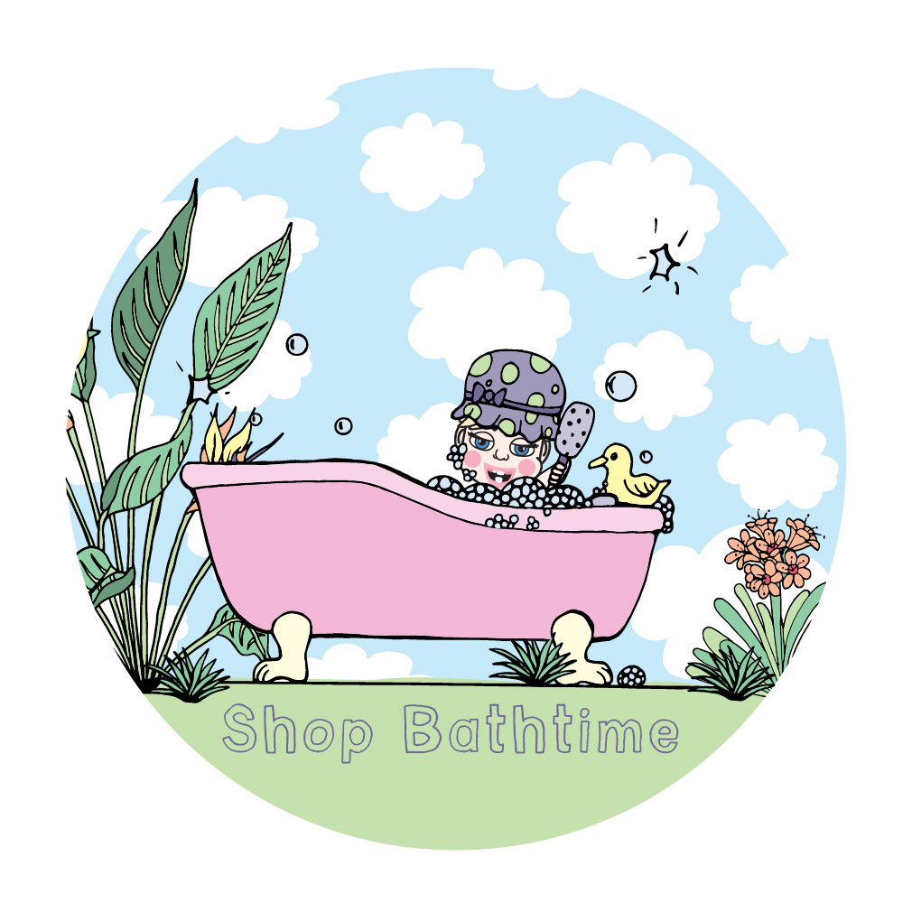 Baby and Childrens Bathtime Natural, Eco-Friendly and Ethical Products