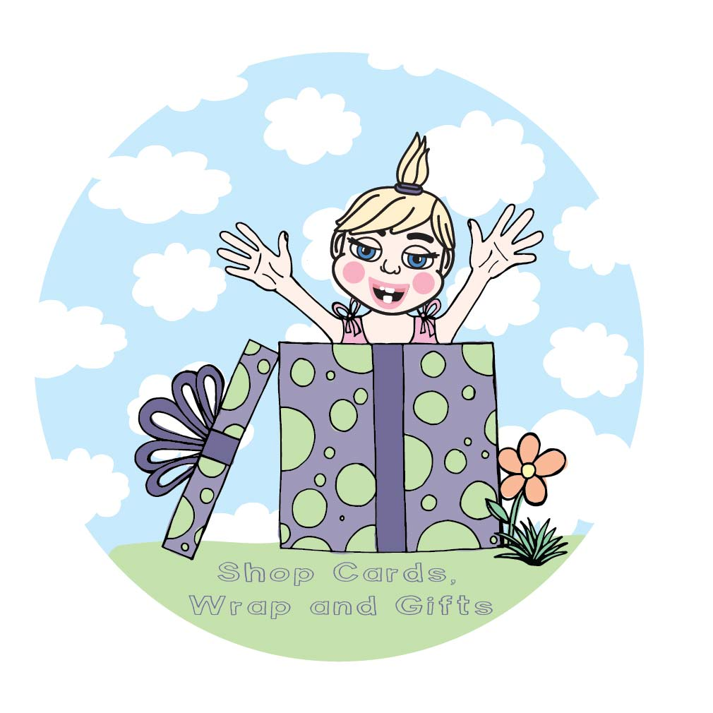 100% Post Consumer Recycled Baby and Childrens Cards and Gift Wrap. Baby Shower, First Birthday, Birthday Cards