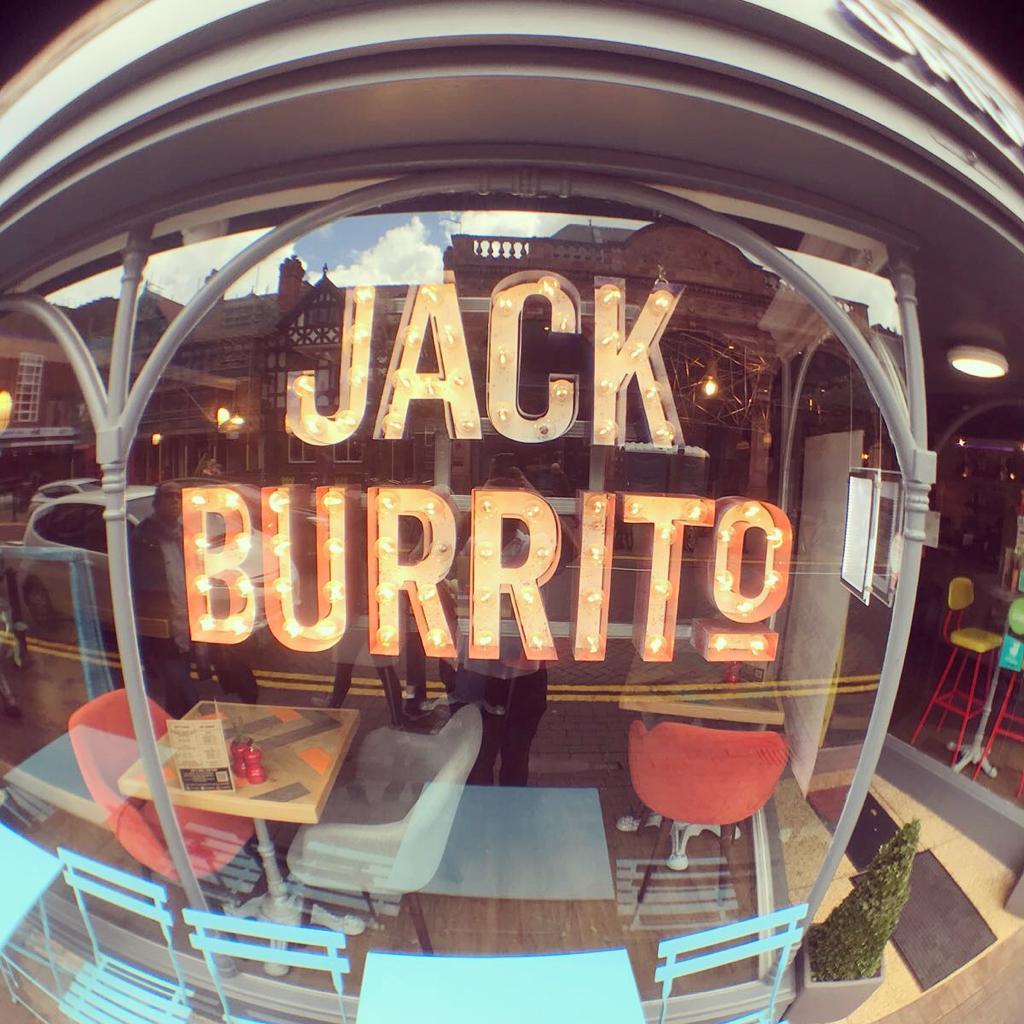 Jack Burrito - Chester, Cheshire