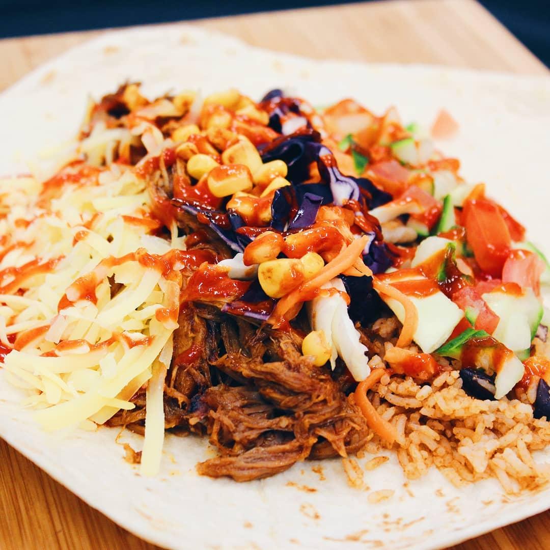 Burrito delivery in Chester
