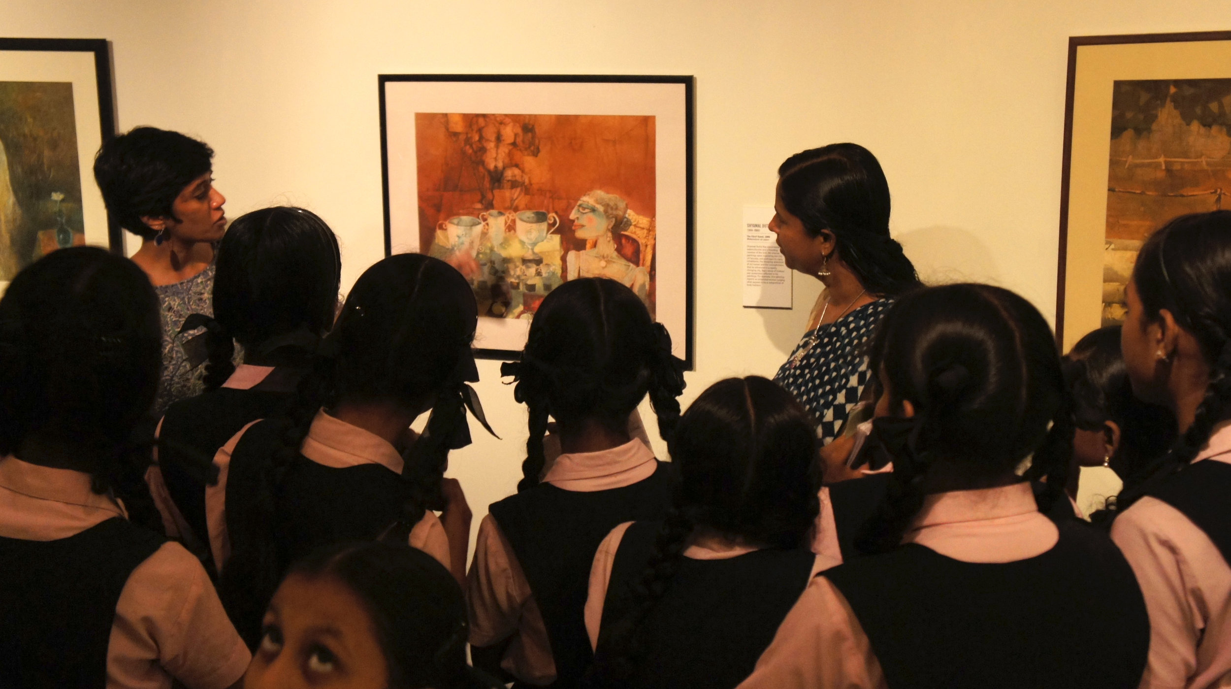 ArtWalk for Students in Malayalam