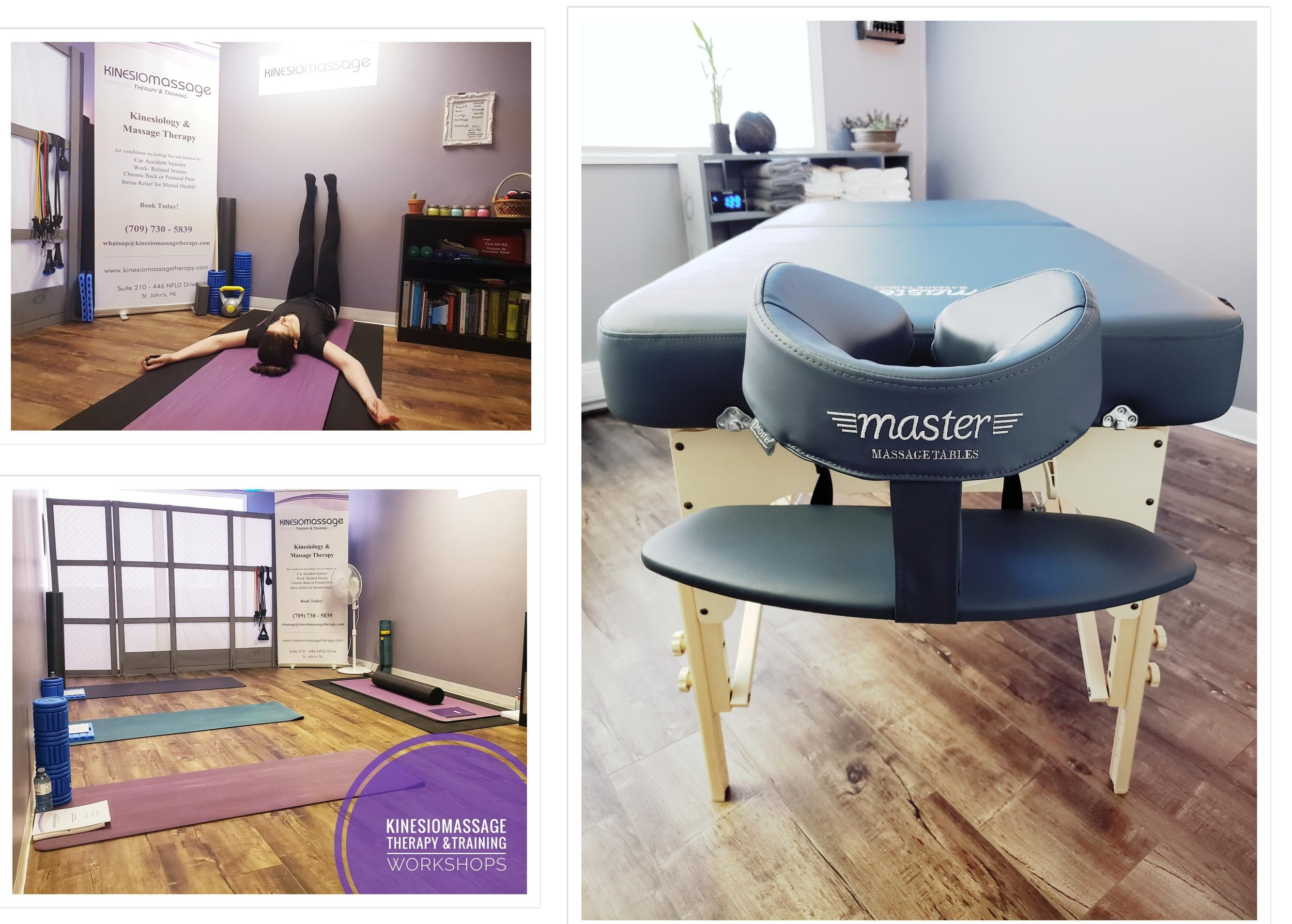 Kinesiology & Massage Therapy Integration