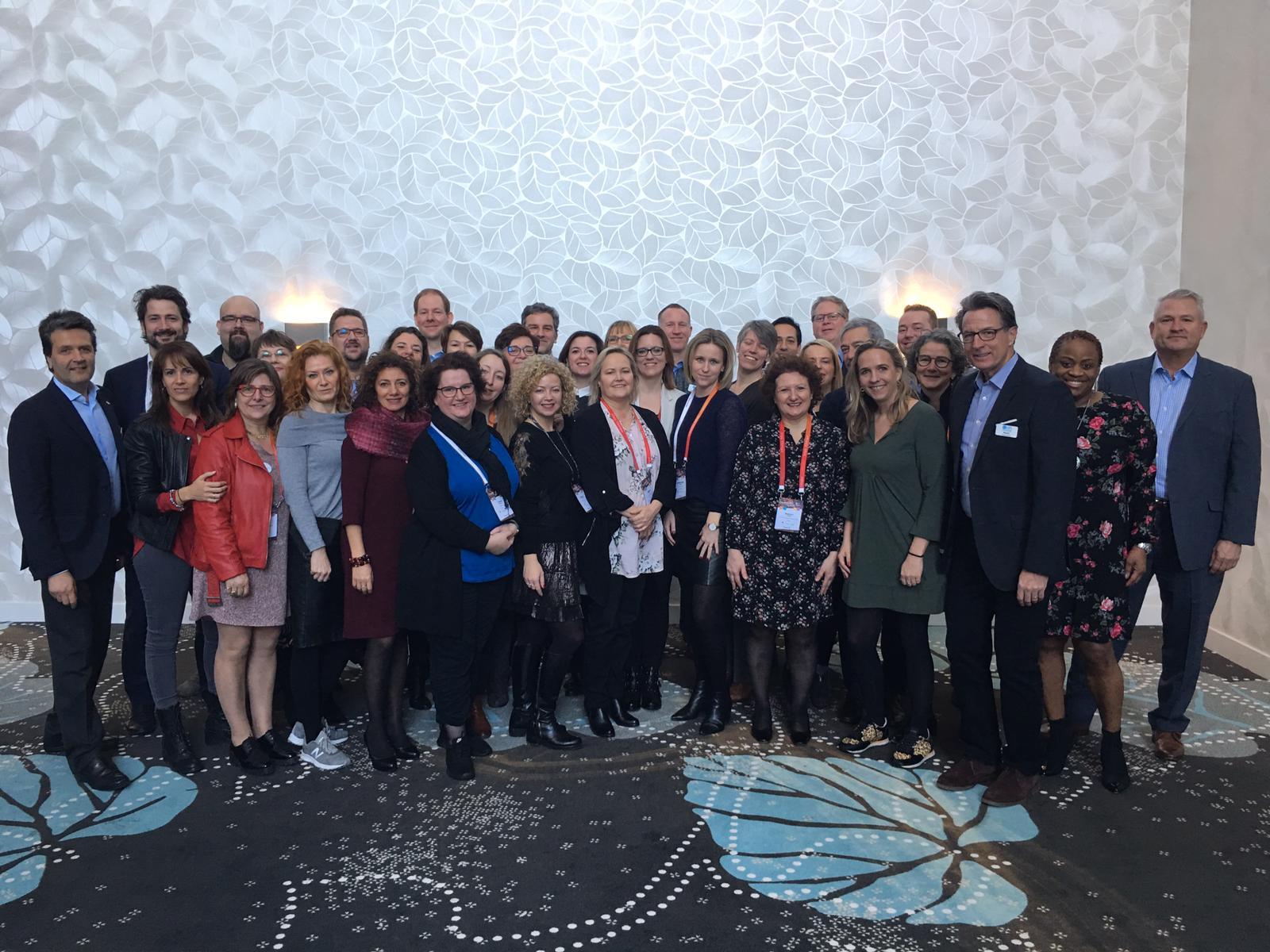 18 February 2019 - The European MPI Family