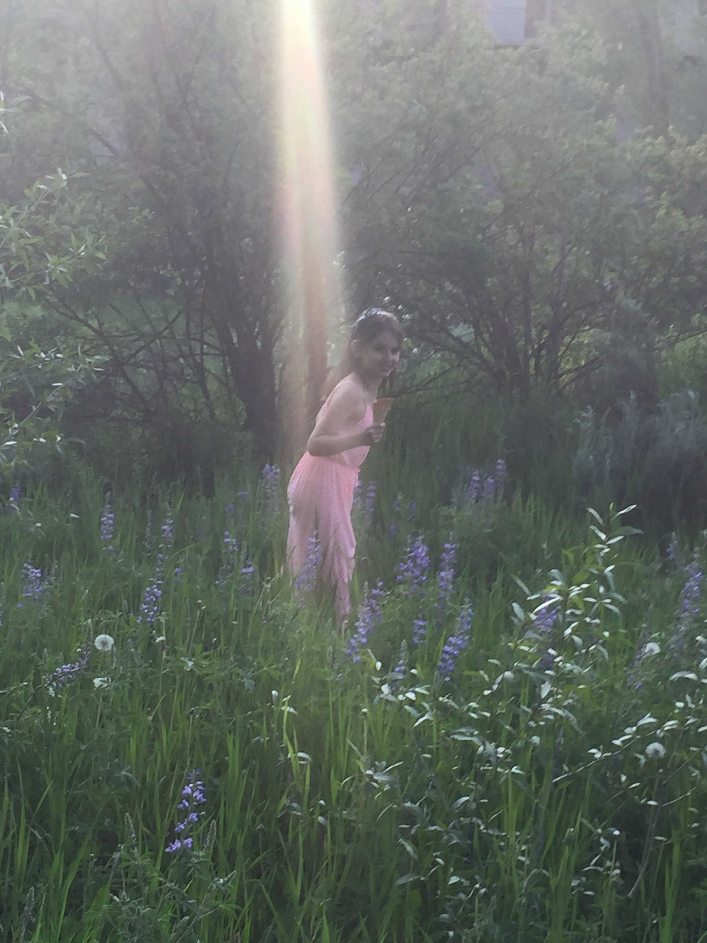 Come see for yourself and explore the magic and spirit of Bell Hallow.  Untouched Photo of my granddaughter by Molly Milligan