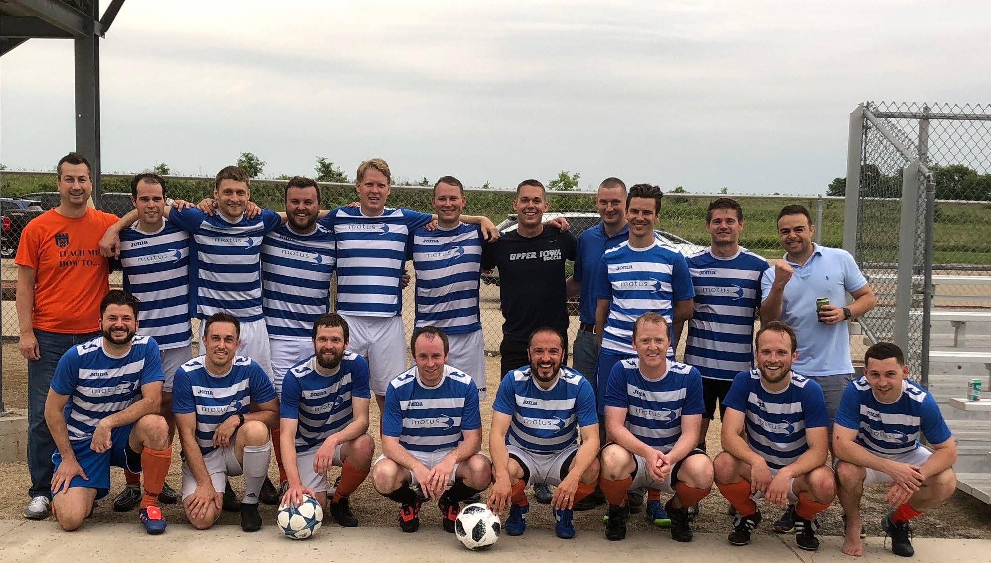 Rangers D2 - 2018 Champions -