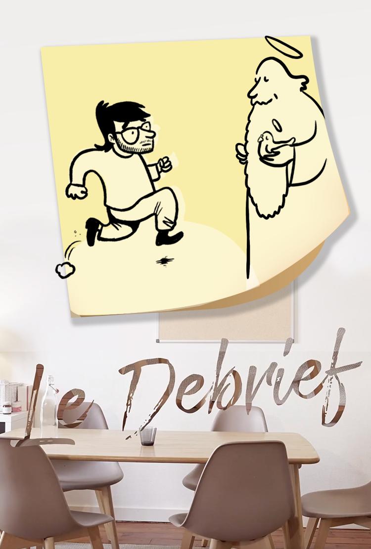 LE DÉBRIEF (6 épisodes)