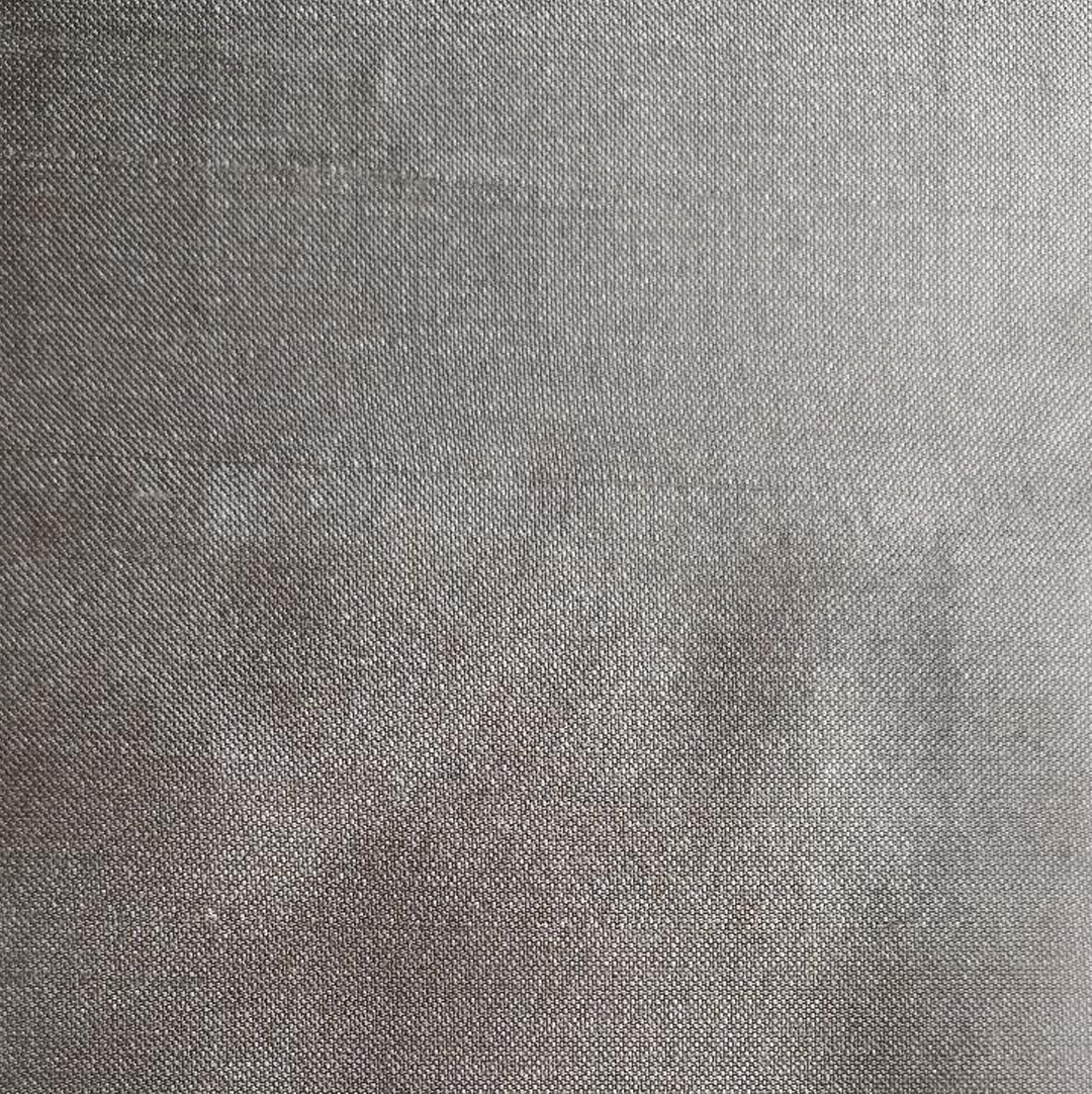 silver silk - £49 per meter inc VATContact us to request a swatch. Stock cuttings and shipping costs can be supplied upon request.Due to monitor variations colour may vary.Colour: SilverFabric type: SilkComposition: 100% SilkWidth: 140cmSpecialist dry clean only.