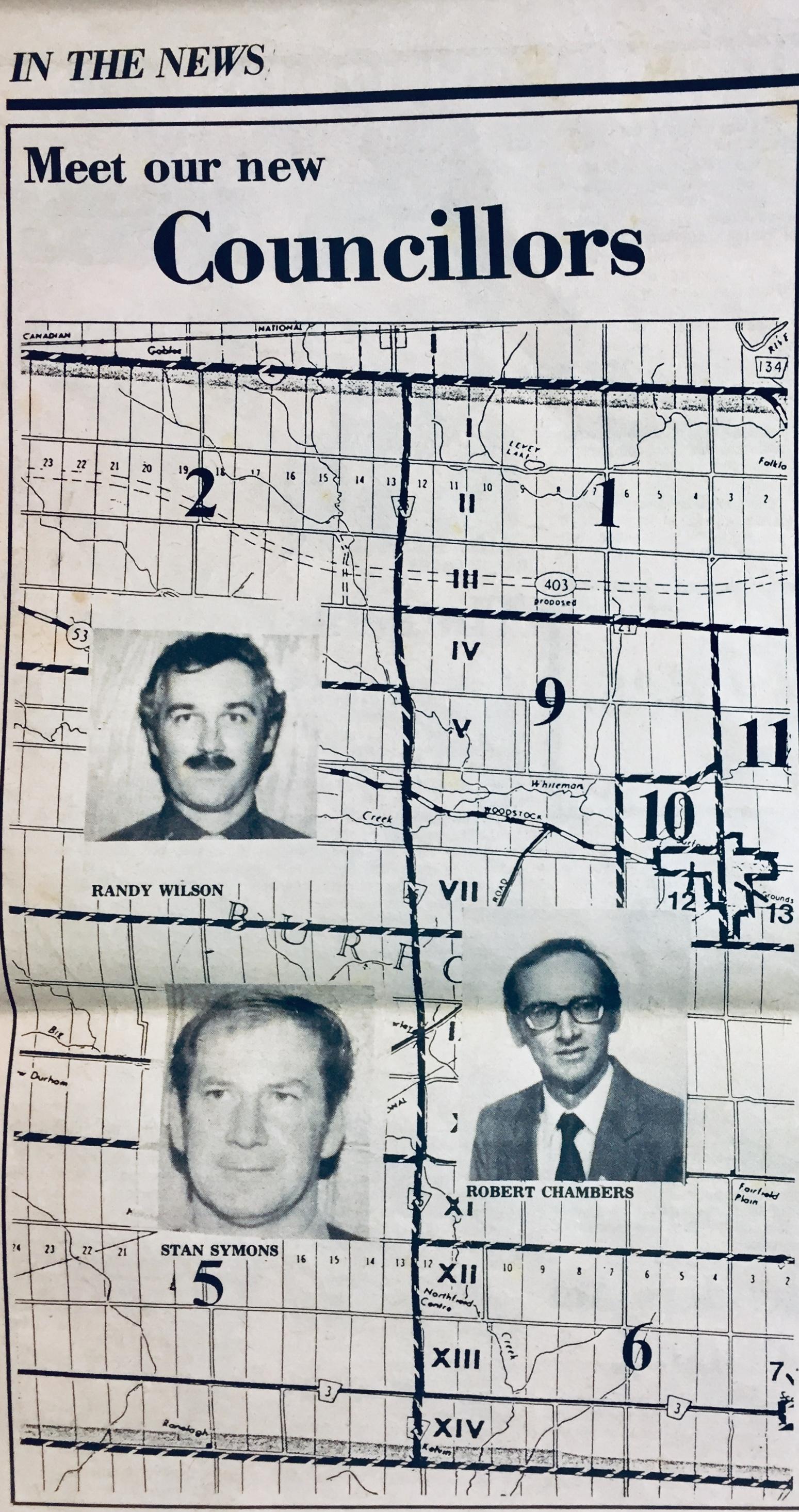 Burford Times, November 13 1985