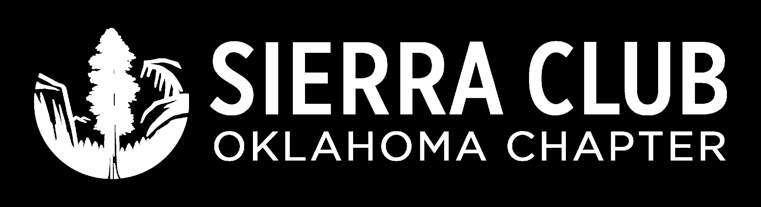 Sierra Club Oklahoma logo H white.png