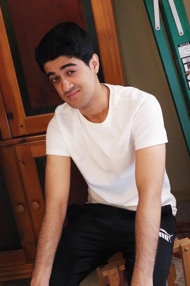 JERRY - Adil Zubair, Actor