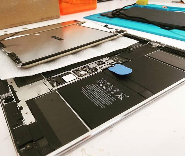 We fix iPads! Call for pricing. 918.650.6195 #ipad #ipadrepair #brokenipad #phonerepair #tulsa #jenks #bixby #brokenarrow #owasso