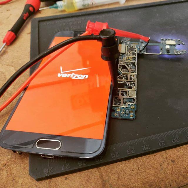 We fix Androids! #androidrepair #phonerepair #bixby #jenks #owasso #brokenarrow #tulsa #gadgetpro