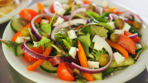 Fresh healthy food, regular meals and supplements the heart of recovery from addiction
