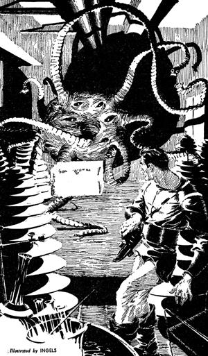 The Last Monster illustration