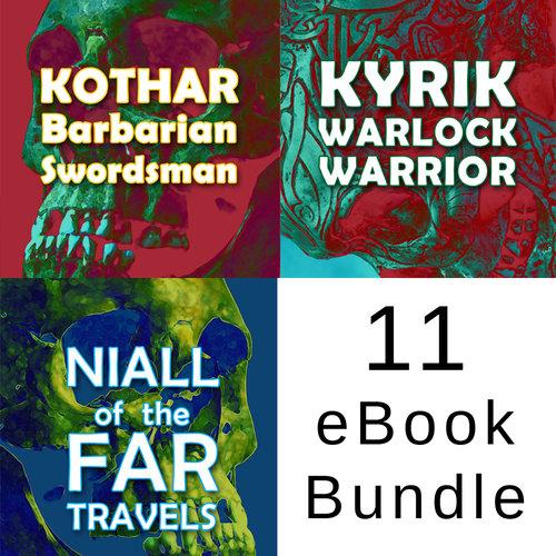 Sword And Sorcery Ebook Bundle The Gardner Francis Fox Library