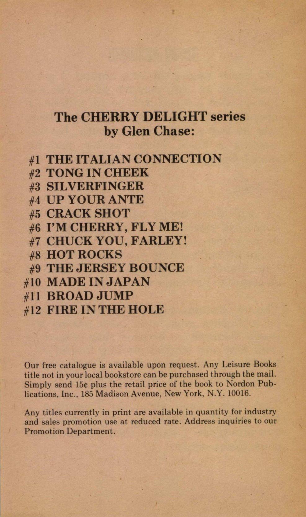 Cherry Delight 12 Fire in the Hole Glen Chase Gardner F Fox 003.jpg