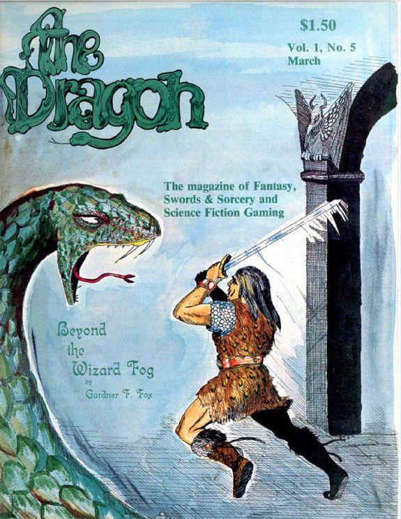 Dragon magazine Niall of the Far Travels 2 Gardner F Fox 1 cover.jpg