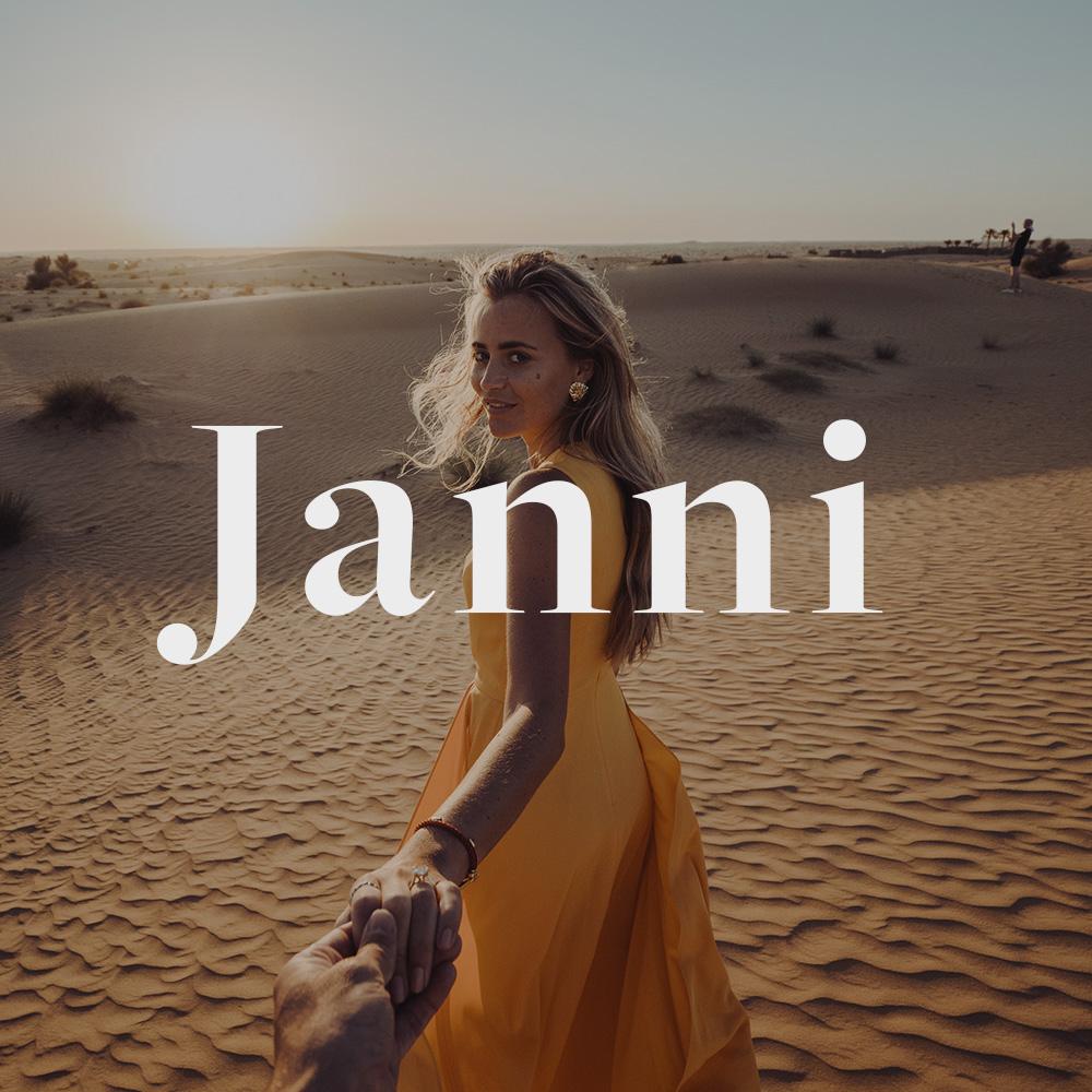 Delér janni Janni Deler