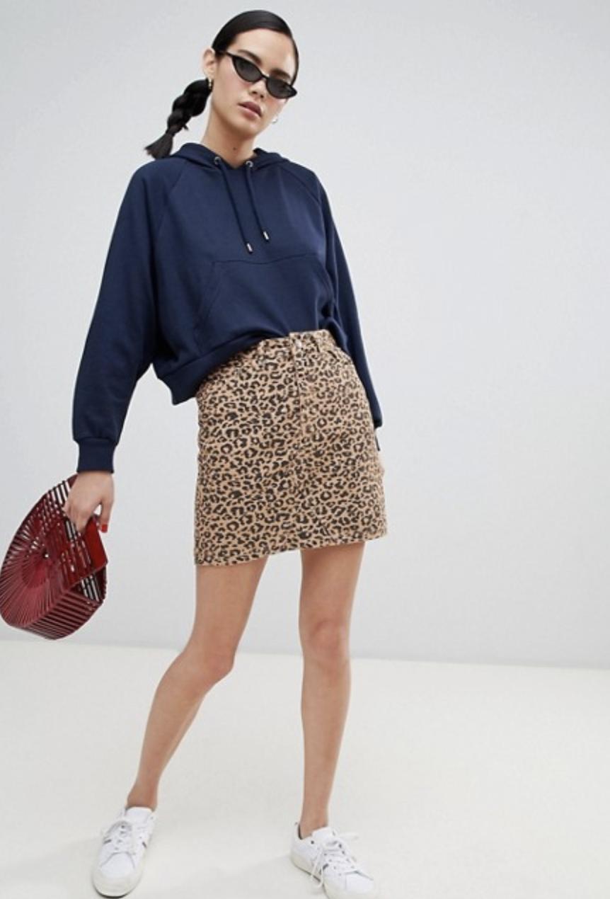 Asos / Newlook, Skirt, £22.00