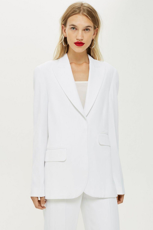 Topshop, blazer, £120.00
