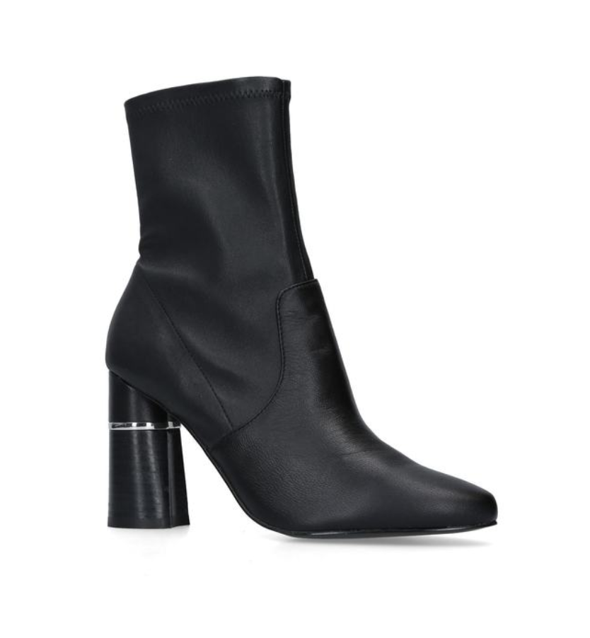 Kurt Geiger, leather boots, £179.00