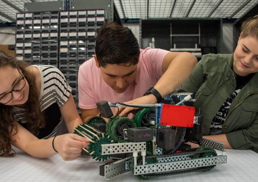 Copy of VEX Robotics Competition