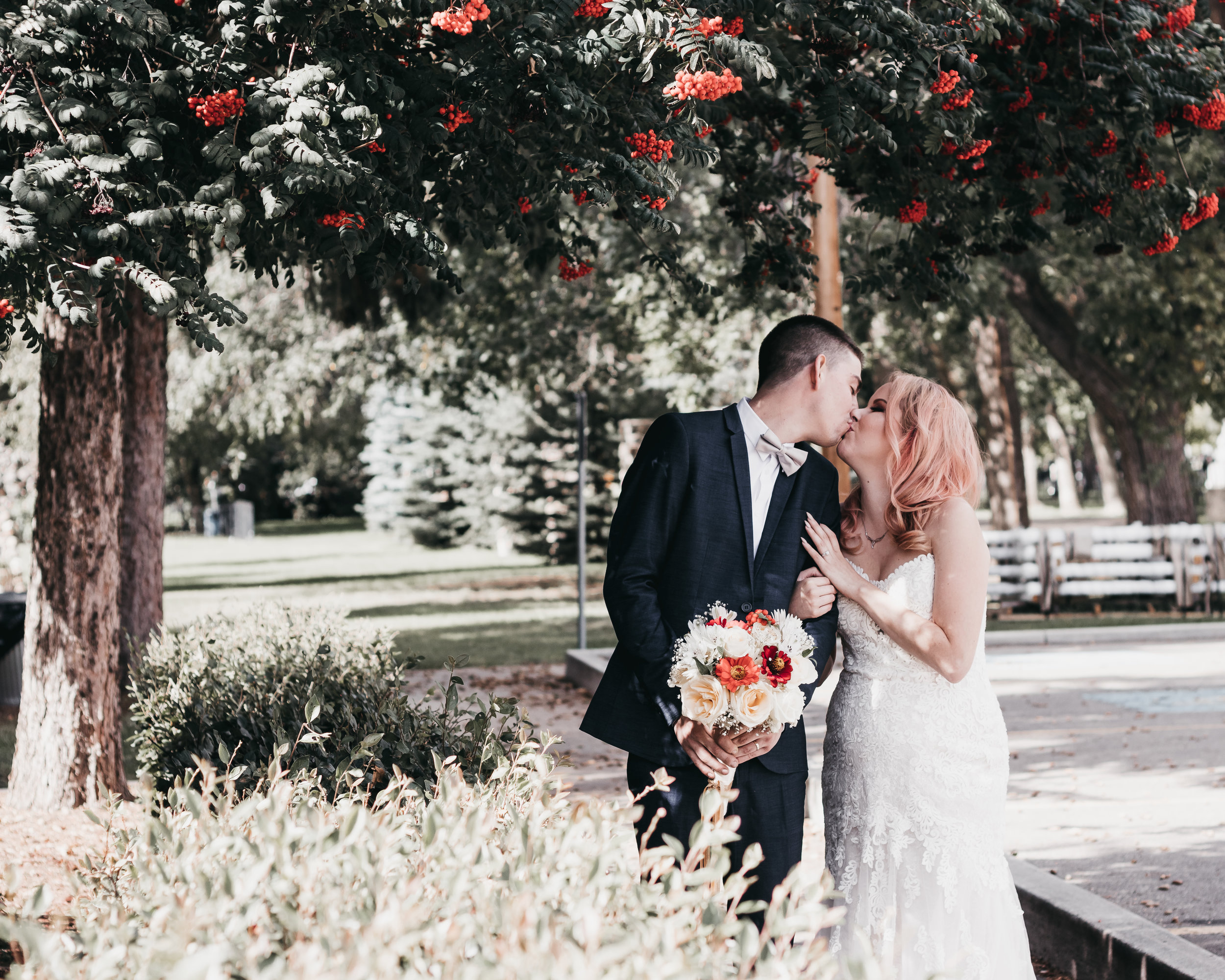 Jeremy & April | St. Albert Wedding | Edmonton Wedding Photographer