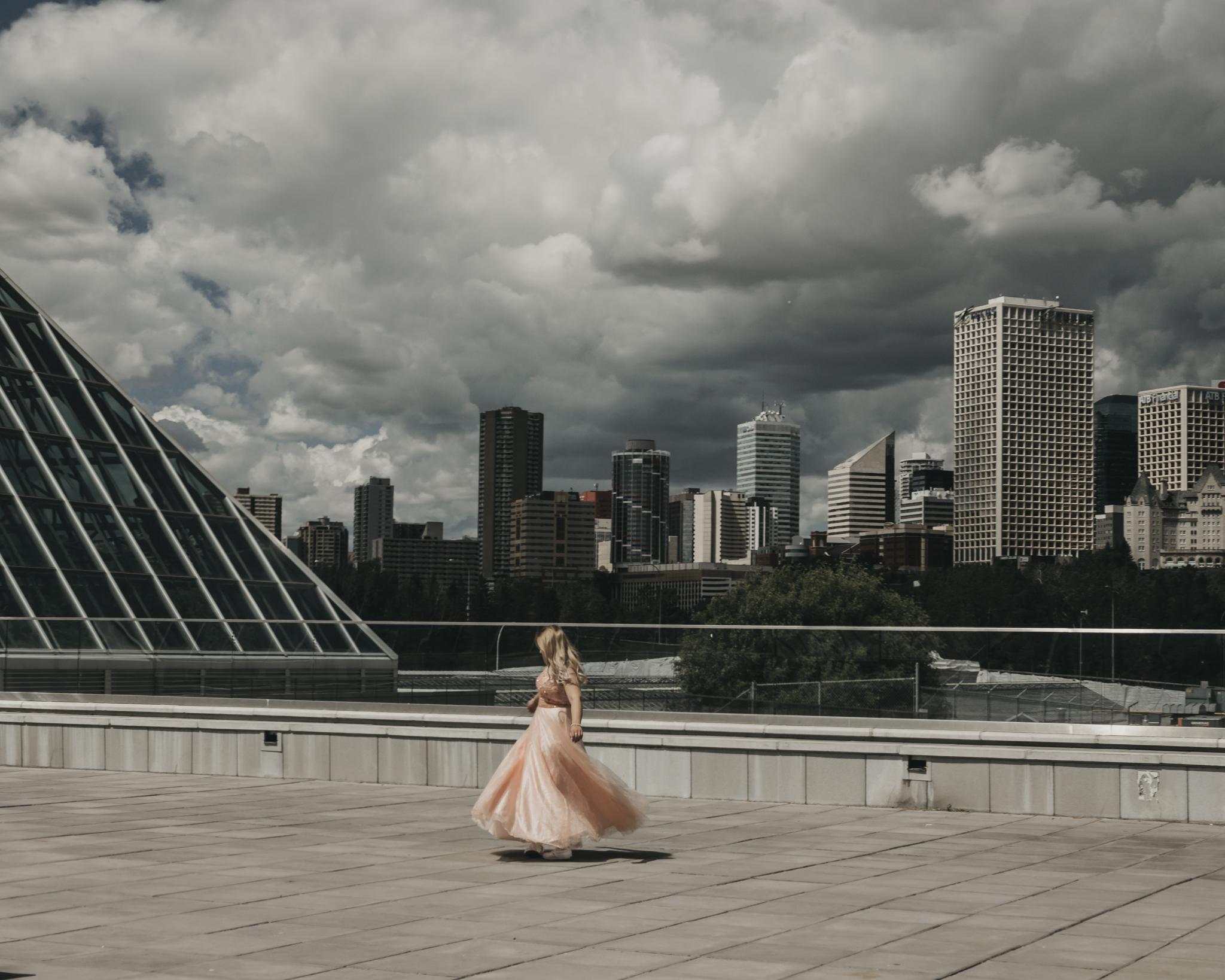 Drew | Muttart Conservatory | Edmonton Photographer