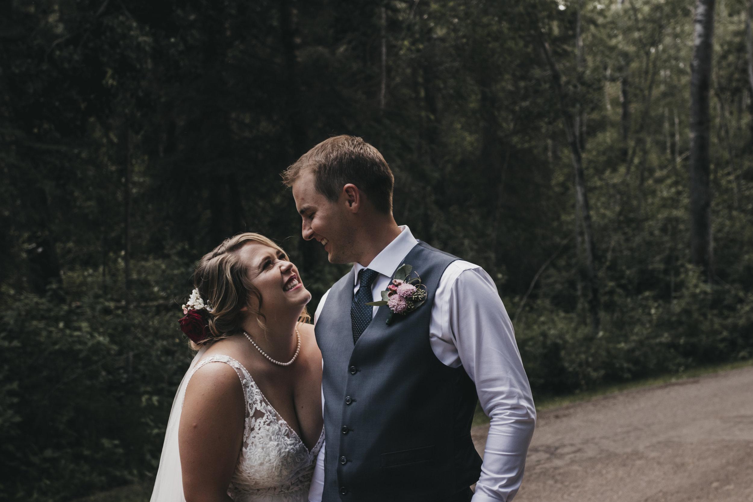 Kim & Shayne's Wedding - Allie Knull's Photography - St.Paul Wedding