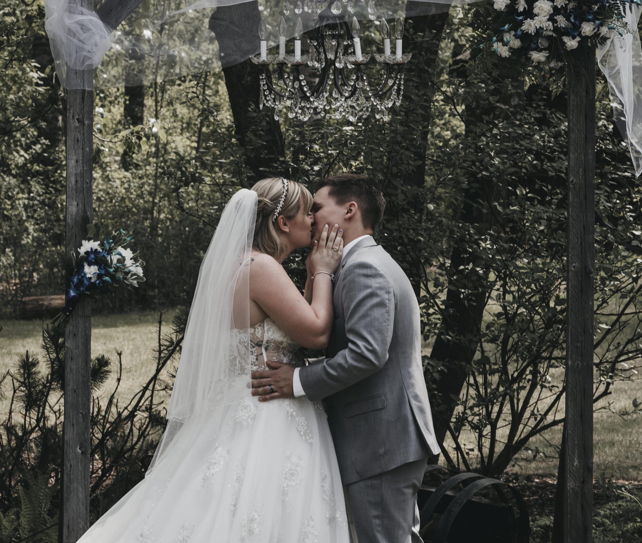 Greystone Gardens Bed and Breakfast Wedding