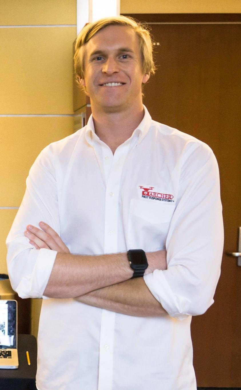 Gordon Folkes  CEO/Founder