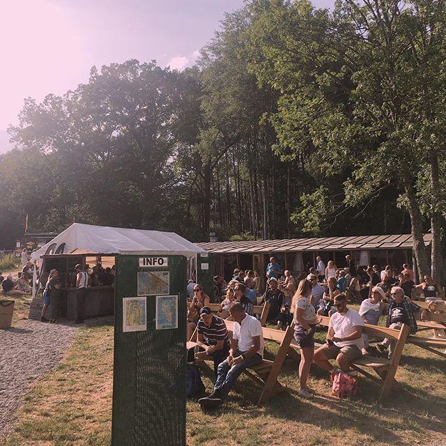 15 bryggerier, över 800 besökare och strålande sol. #adelsöölfestival