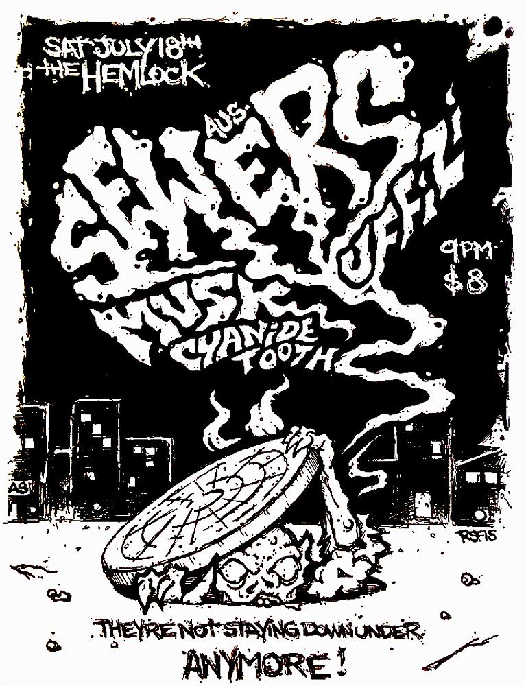 musk-sewers-cyanidetooth-uffizi-noiserock-chud-poster-flyer-artwork-robfletcher-thehemlock-2015