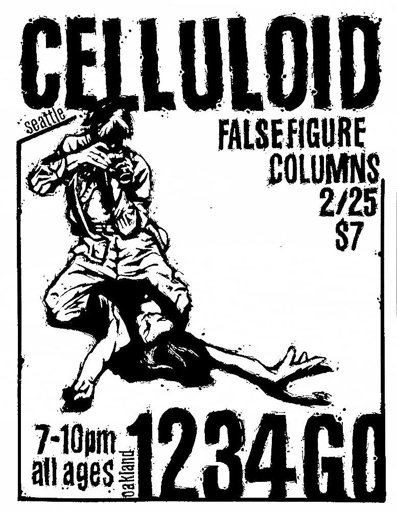 Celluloid-FalseFigure-Columns-1234GoRecords-2017-Poster-Flyer-RobFletcher