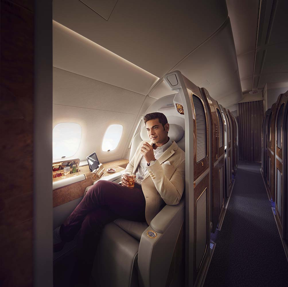 First Class Private Suite